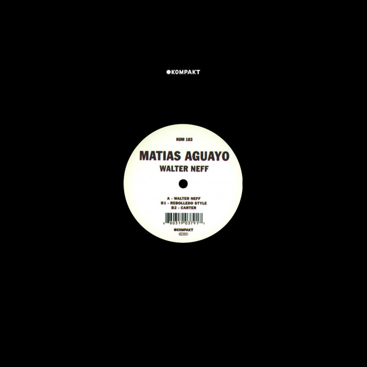 Matias Aguayo – Walter Neff