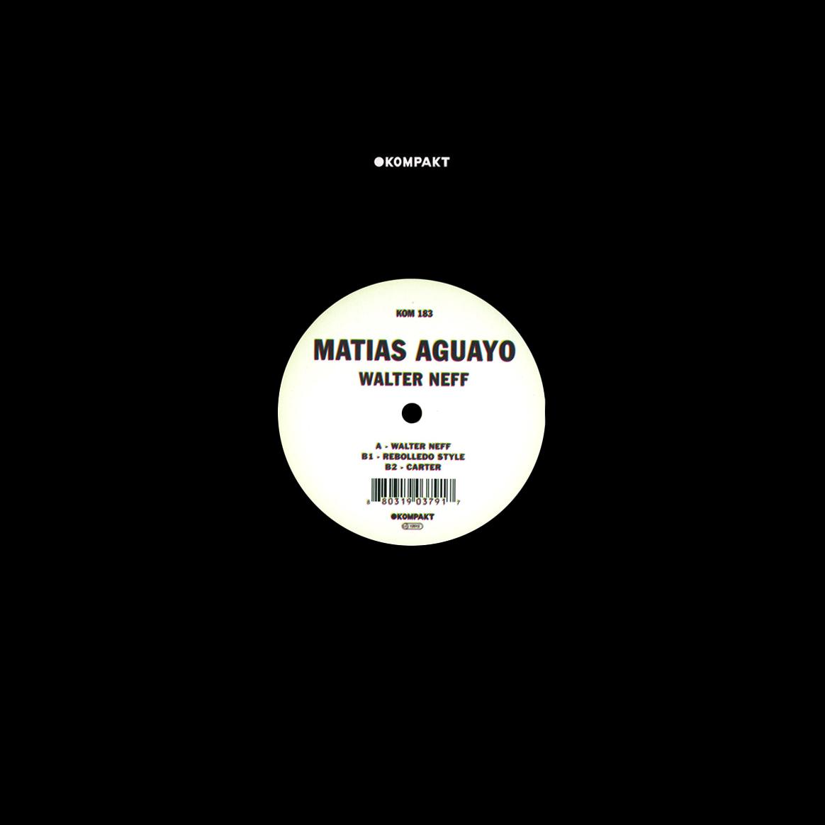 Matias-Aguayo-Walter-Neff-Kompakt