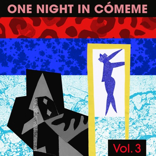 Cómeme One Night In Cómeme Vol. 3 Cover