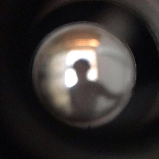#wishyouwerehere  @grupohabita who's knocking? A visitor.?